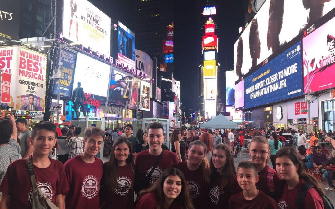 Ven a conocer Nueva York con nosotros