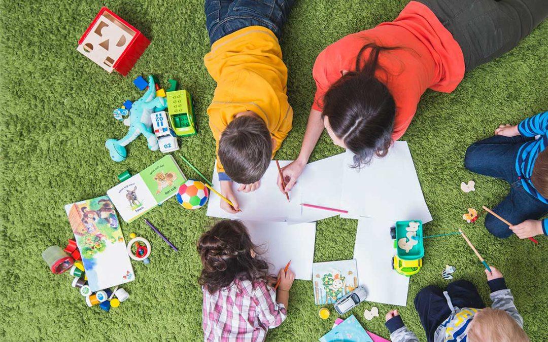 Los mejores juegos para enseñar inglés a los niños