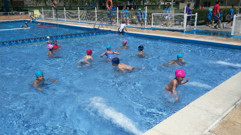 Summer Camp 2019 para niños en Zaragoza